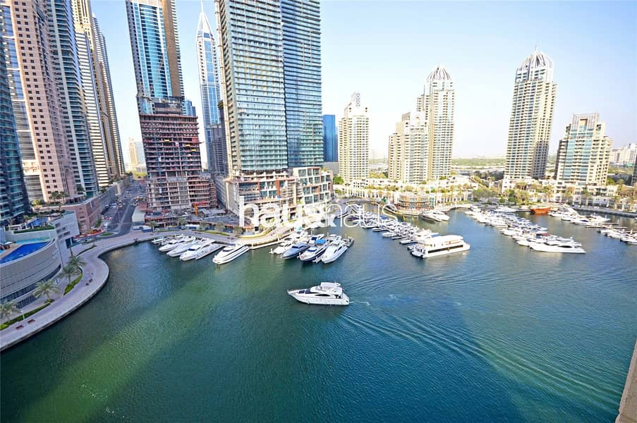 10 Modern Apartment | Full Marina View | December
