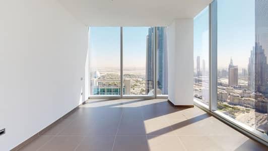 شقة 2 غرفة نوم للايجار في شارع الشيخ زايد، دبي - No commission | 1 month free | Shared gym