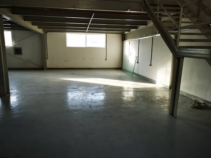 9 !!!warehouse available in Al-Qusais!!!