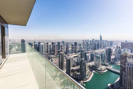 3 Bedroom Flat for Sale in Dubai Marina, Dubai - Exclusive 3BR   Full Marina View   Vacant!