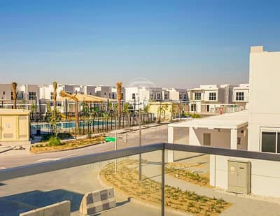 تاون هاوس 5 غرف نوم للبيع في مدن، دبي - Detached | Corner Villa | Pool View | Single row