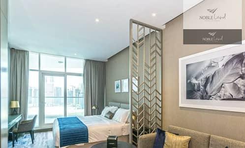شقة فندقية  للايجار في الخليج التجاري، دبي - Luxury   Panoramic Views   Balcony