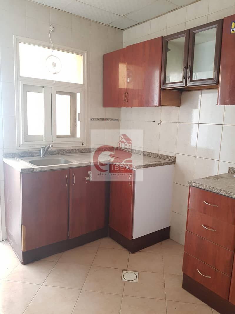2 Well Finishing 1bhk With Balcony Central Ac Just 20k In Muwaileh