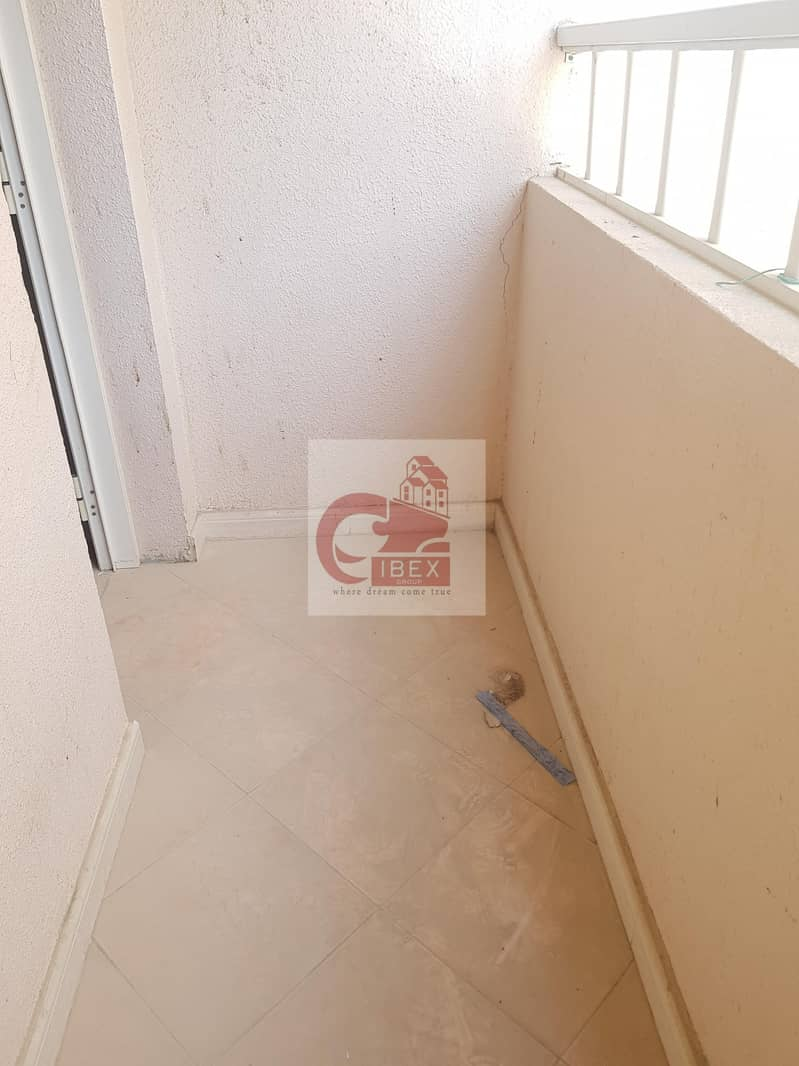 14 Well Finishing 1bhk With Balcony Central Ac Just 20k In Muwaileh