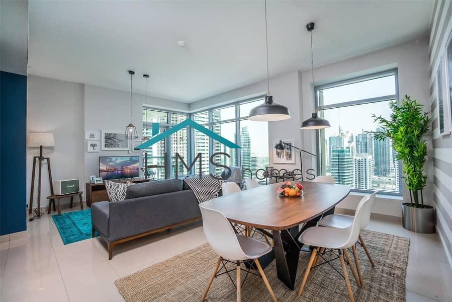 2 Amazing Views | High Floor | Spacious