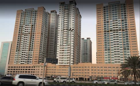 3 Bedroom Apartment for Sale in Al Sawan, Ajman - Own your 3 BHK Apartment for Sale in Ajman One Tower at just 44k down payment and instalments for 7 years