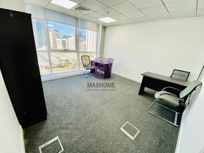 Fully Furnished Office Space with Versatile Payment Choice
