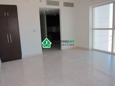 Studio for Rent in Al Reem Island, Abu Dhabi - Stunning Studio in 2 payments in Marina Square