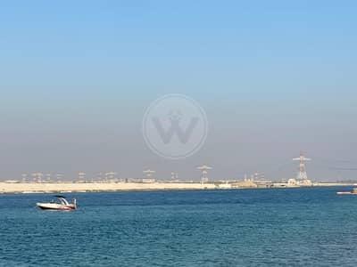 ارض سكنية  للبيع في جزيرة ياس، أبوظبي - Waterfront! | Huge  plot to build a mansion | Yas Island