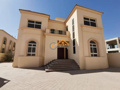 5 Bedroom Villa for Rent in Mohammed Bin Zayed City, Abu Dhabi - Private Entrance 5 Master B/R Villa @ MBZ City