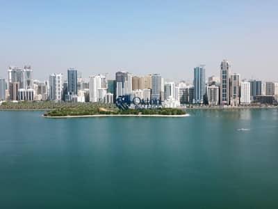 3 Bedroom Apartment for Rent in Al Majaz, Sharjah - Panoramic View 3BHK Fully Buhaira Cornish Sea View All master Bedroom