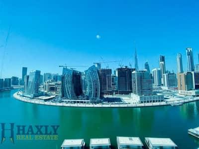 استوديو  للايجار في الخليج التجاري، دبي - MONTHLY BASIS | UTILITY BILLS INCLUDED | FULLY FURNISHED STUDIO