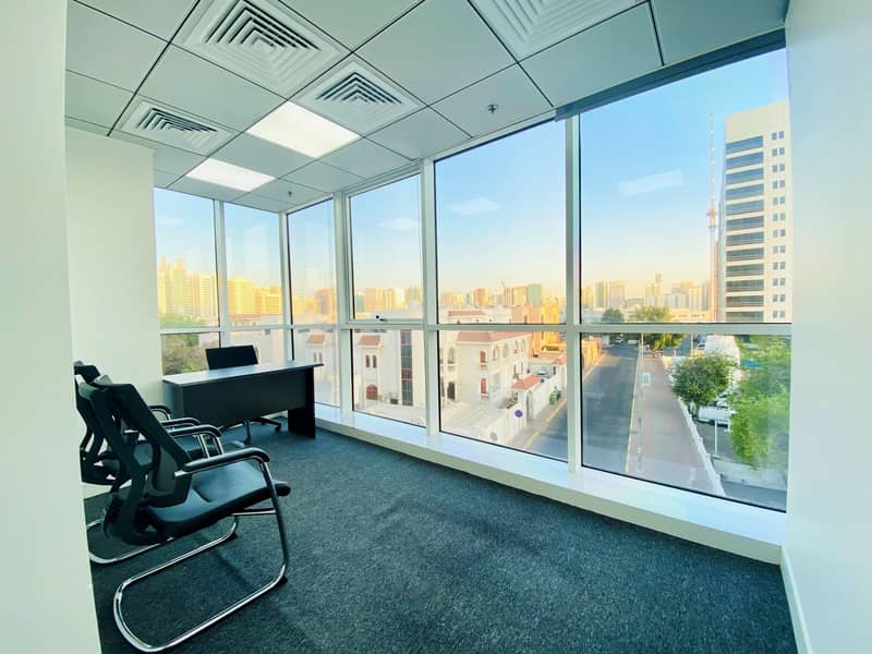 Amazing  Well-Equipped  Office Space for you!