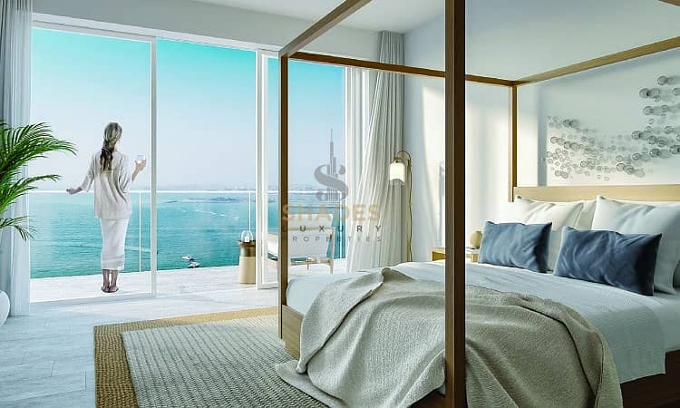 2 No commission | 50% DLD fee waiver | Panoramic sea view
