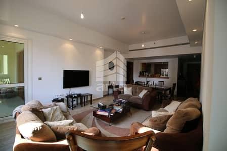 شقة 2 غرفة نوم للايجار في دبي مارينا، دبي - Available for Rent| Fully Furnish Apartment