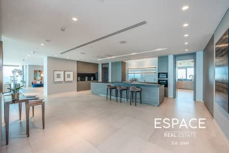 Panoramic Sea View | Modern 4 Bed | Palm