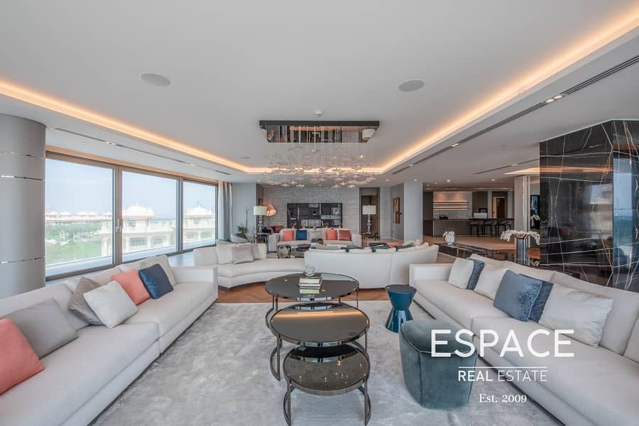 3 BR Penthouses on Palm Jumeirah