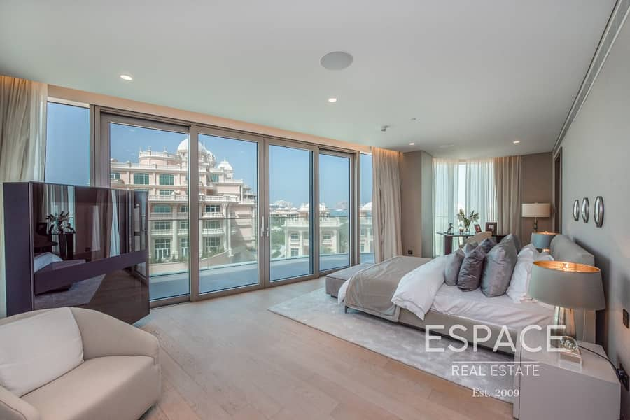 2 3 BR Penthouses on Palm Jumeirah