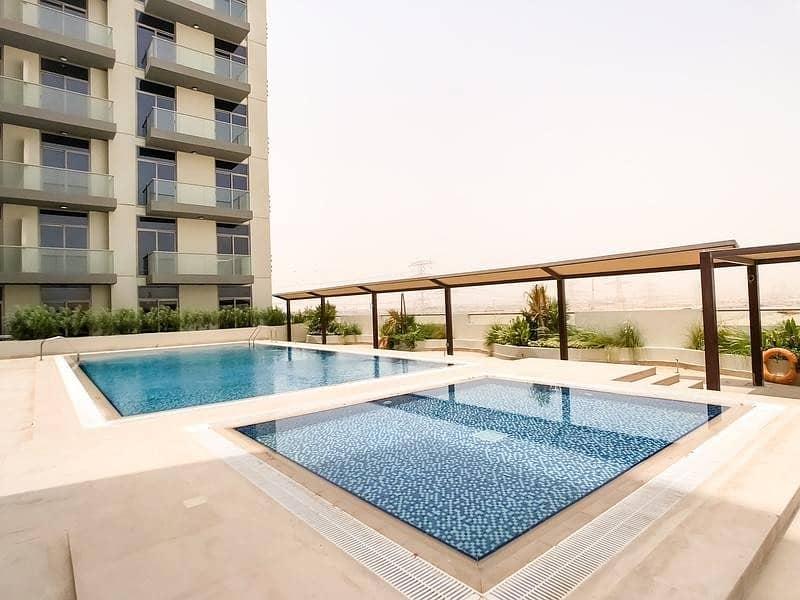 13 Affordable Studio in Al Furjan | All Inclusive!