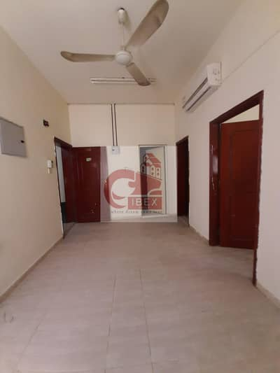 Front of road 1bhk just in 16k  family building at prime location in muwaileh sharjah