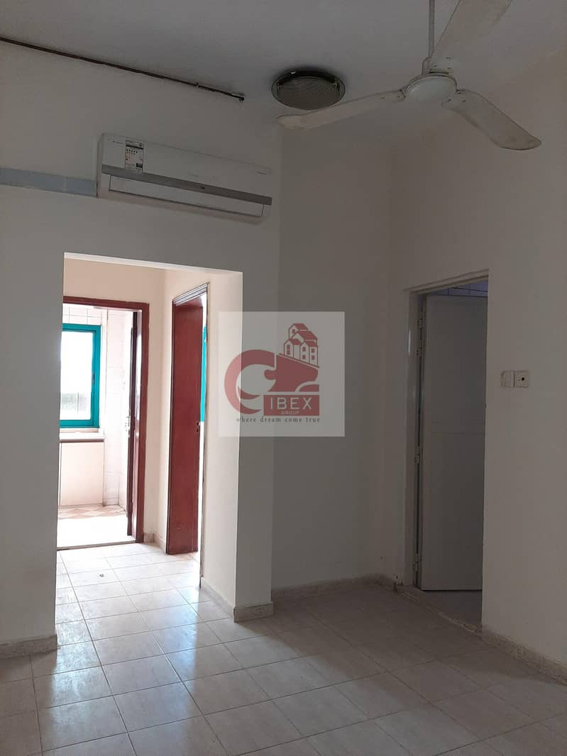 11 Front of road 1bhk just in 16k  family building at prime location in muwaileh sharjah