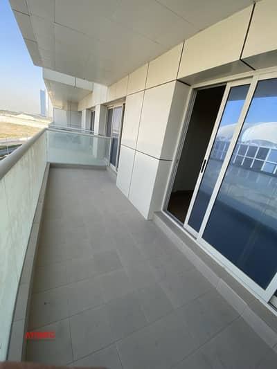 شقة 1 غرفة نوم للايجار في مدينة دبي الرياضية، دبي - Hot deal // chiller free// beautiful view// one bhk with bigger balcony// for rent in sports city
