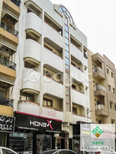 STUDIO FLAT FOR  OFFICE/RESIDENCE 300 Sq. ft Rent Dhs. 18,000/-