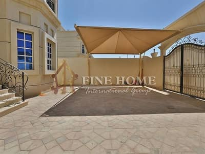 7 Bedroom Villa for Rent in Mohammed Bin Zayed City, Abu Dhabi - Private Entrance | 7BR w/ Garden + Maids Rm