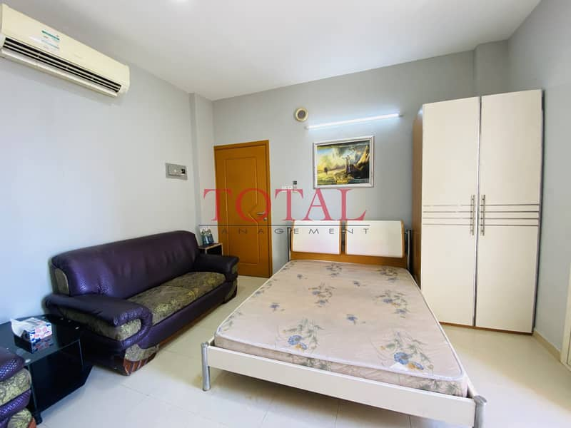 Beautiful Furnished Studio with Balcony for rent | Direct from the Owner