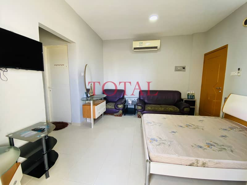 2 Beautiful Furnished Studio with Balcony for rent | Direct from the Owner