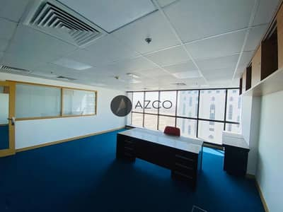 Office for Sale in Jumeirah Lake Towers (JLT), Dubai - EXCEPTIONAL QUALITY OFFICE I PRIME LOCATION I CALL NOW