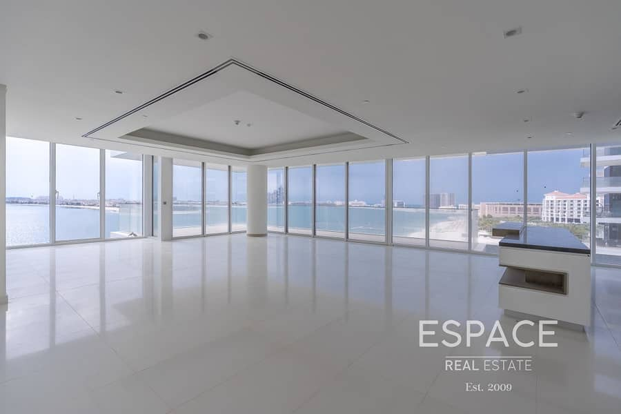 2 Top Quality Finishing 3 Bed | Panoramic Sea View