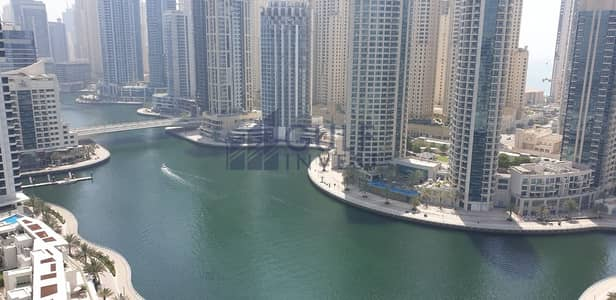 3 Bedroom Flat for Rent in Dubai Marina, Dubai - Nicely furnished beautiful Marina view