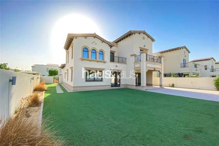 4 Bedroom Villa for Rent in Arabian Ranches 2, Dubai - Huge Garden | Opposite Pool | Near entrance |
