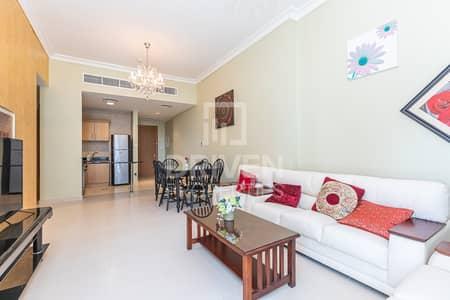 فلیٹ 1 غرفة نوم للايجار في الخليج التجاري، دبي - Fully Furnished | Vacant  | on Low Floor