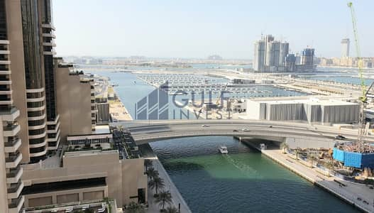 Beautiful 2 bed furnished with Marina view