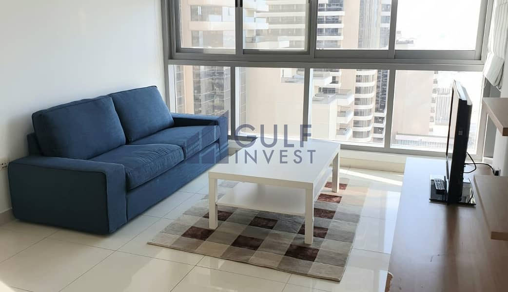 2 Beautiful 2 bed furnished with Marina view