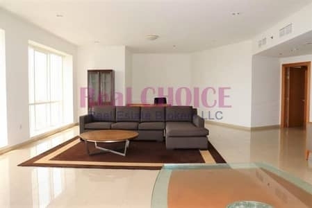 3 Bedroom Flat for Rent in Sheikh Zayed Road, Dubai - 3BR Fully Furnished Apartment|Chiller Free on SZR