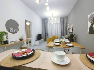 1 Bedroom Apartment for Sale in Jumeirah Village Circle (JVC), Dubai - NO COMMISION | 10% BOOKING | 5YRS POST HANDOVER | ONE BED WITH STUDY
