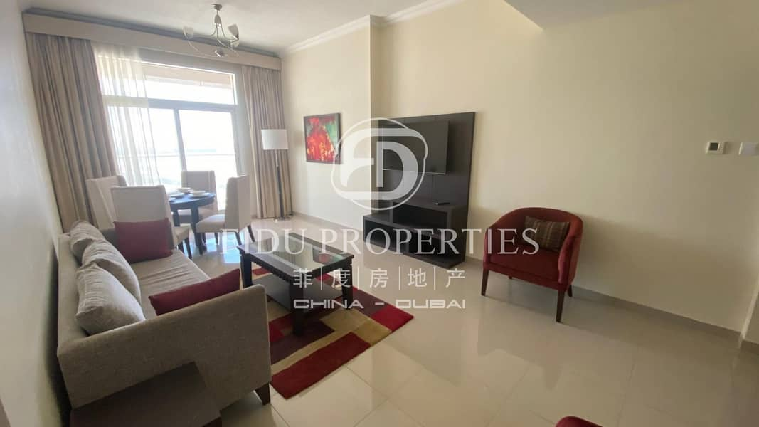 Fully Furnished | Store and Maid Room | Spacious
