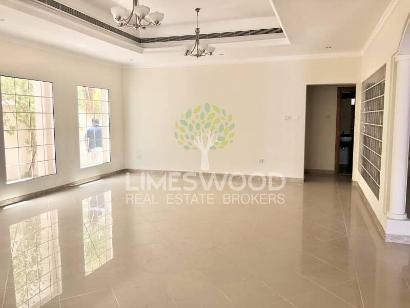 Elegant 3br + study villa  Al Badaa near Citywalk