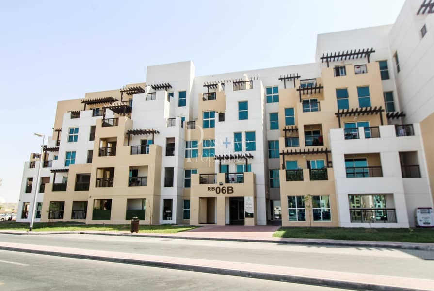 16 Largest Unit | 1 BR with Balcony | Closed Kitchen | 1360 sqft | 4 Cheque