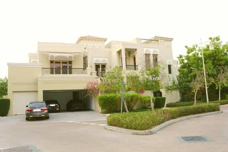 Most Luxury 6 Beds Villa Type B / Fully Upgraded Furnished / Al Barari