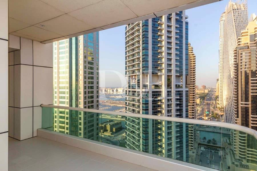 Unfurnished | Full Sea View | High Floor