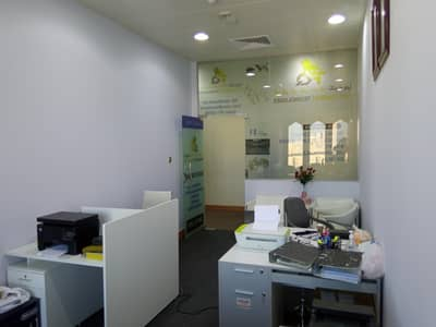 Office for Rent in Deira, Dubai - Creek View |High Floor |Fully Furnished Office For Rent for 29900 for 300 Sqft