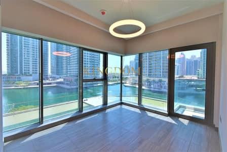 شقة 2 غرفة نوم للبيع في أبراج بحيرات الجميرا، دبي - Luxury 2BR for sale l Brand new l MBL (Water Front Residence)