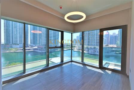 1 Bedroom Flat for Rent in Jumeirah Lake Towers (JLT), Dubai - Luxury 1BR l Brand new l MBL (Water Front Residence)