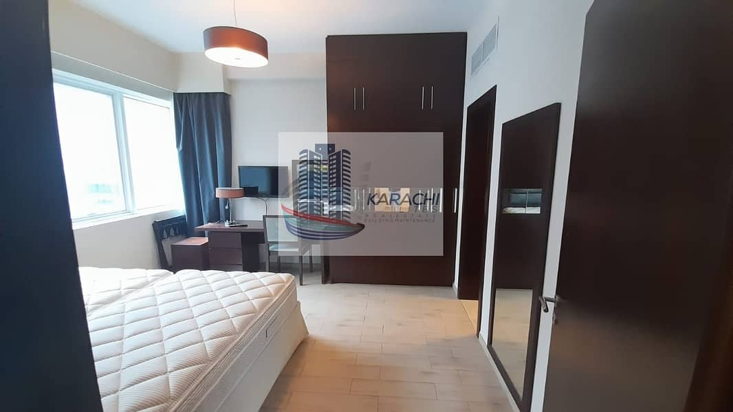Ready To move Stunning 1 Bedroom Apartment  Fully Furnished In  Al Mamoura  Also Available On Monthly Basses 5000