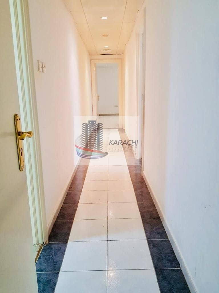 14 3 Bedroom Apartment With One Hall In Al Falah