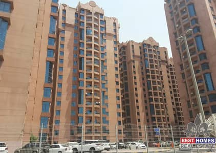 شقة 2 غرفة نوم للايجار في النعيمية، عجمان - شقة في أبراج النعيمية النعيمية 2 غرف 32000 درهم - 4839872